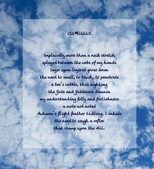 cumulus-poem